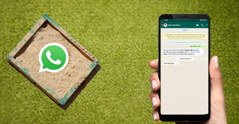 Get started with the WhatsApp Business Solution on our Sandbox!