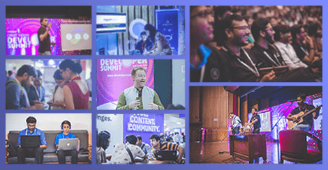 Join us at the Great International Developer Summit 2019